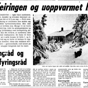God jul i hytter og hus!